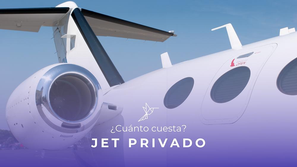 cuanto cuesta jet privado