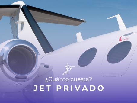 ¿Cuánto cuesta un jet privado? - 5 Jets para comparar