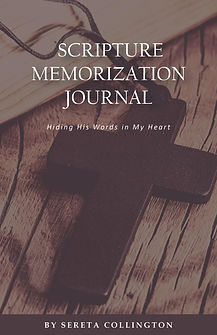 scripture Memorization Journal