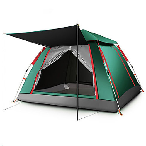 TANXIANZHE® 5 person Automatic Tent Outdoor Windproof UV Resistant Rain Water