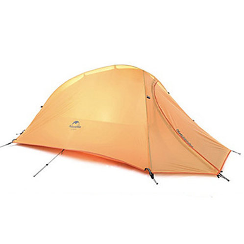 Naturehike 1 person Backpacking Tent Outdoor Windproof Rain Waterproof Quick Dry