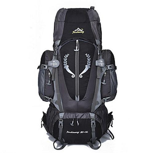 70 L Hiking Backpack Rucksack Multifunctional Rain Waterproof Dust Proof Wear Re