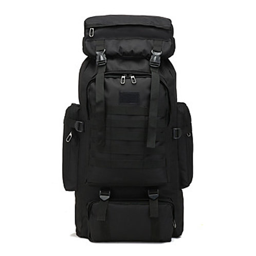 Hiking Backpack Rucksack Military Tactical Backpack 60 L - Rain Waterproof Breat