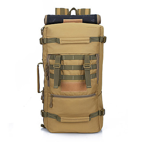 50 L Commuter Backpacks Military Tactical Backpack Comfortable High Capacity Out
