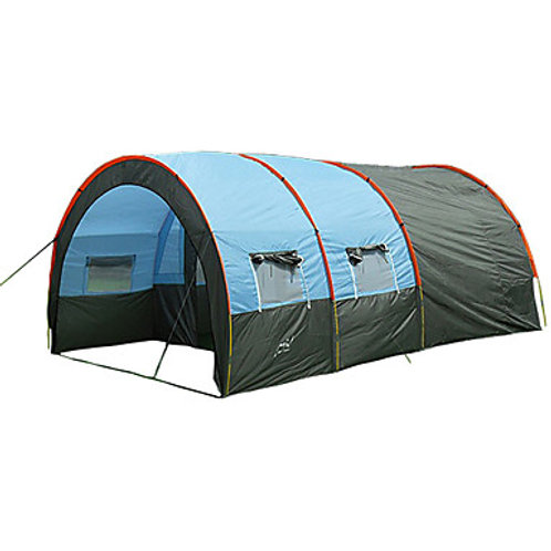 7 person Family Tent Outdoor Windproof, Warm, Ultra Light (UL) Single Layered