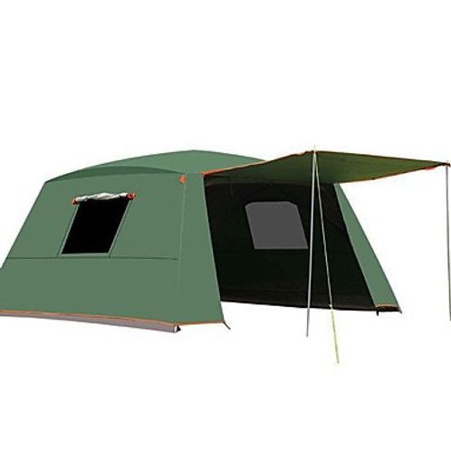 7 person Cabin Tent Family Tent Outdoor Waterproof Windproof Sunscreen Single