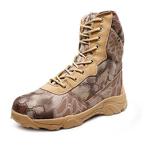Men's Unisex Hiking Shoes Windproof Breathable Anti-Slip Sweat-wicking Comfortab