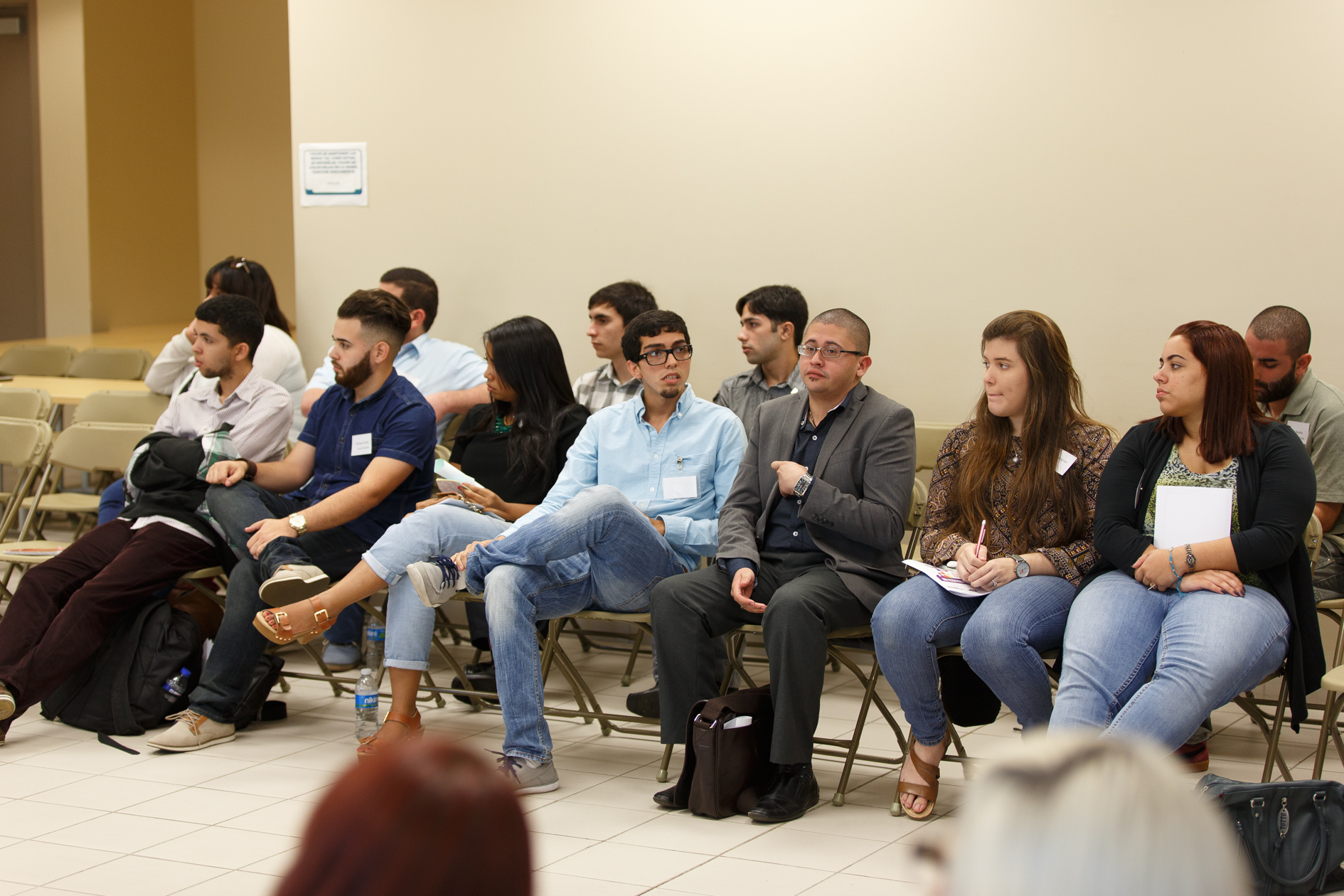 Encuentro de 100 Jóvenes