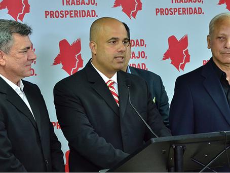 Declaraciones del Presidente del PPD, Héctor Ferrer, sobre radicación de cargos contra la exsenadora