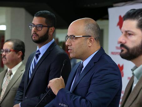 Ferrer hace llamado para crear frente común en defensa del Pueblo Puertorriqueño