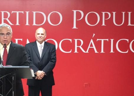 PPD denuncia despilfarro de fondos públicos en campaña por la estadidad y cambios a conveniencia de
