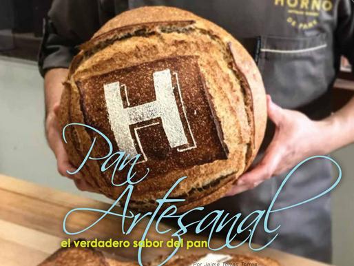 Pan Artesanal: el verdadero sabor del pan