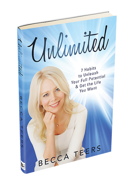 Unlimited – a book by Becca Teers