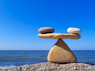 Striving For Balance...