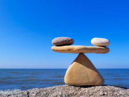 Balance = Happiness and Sustainability