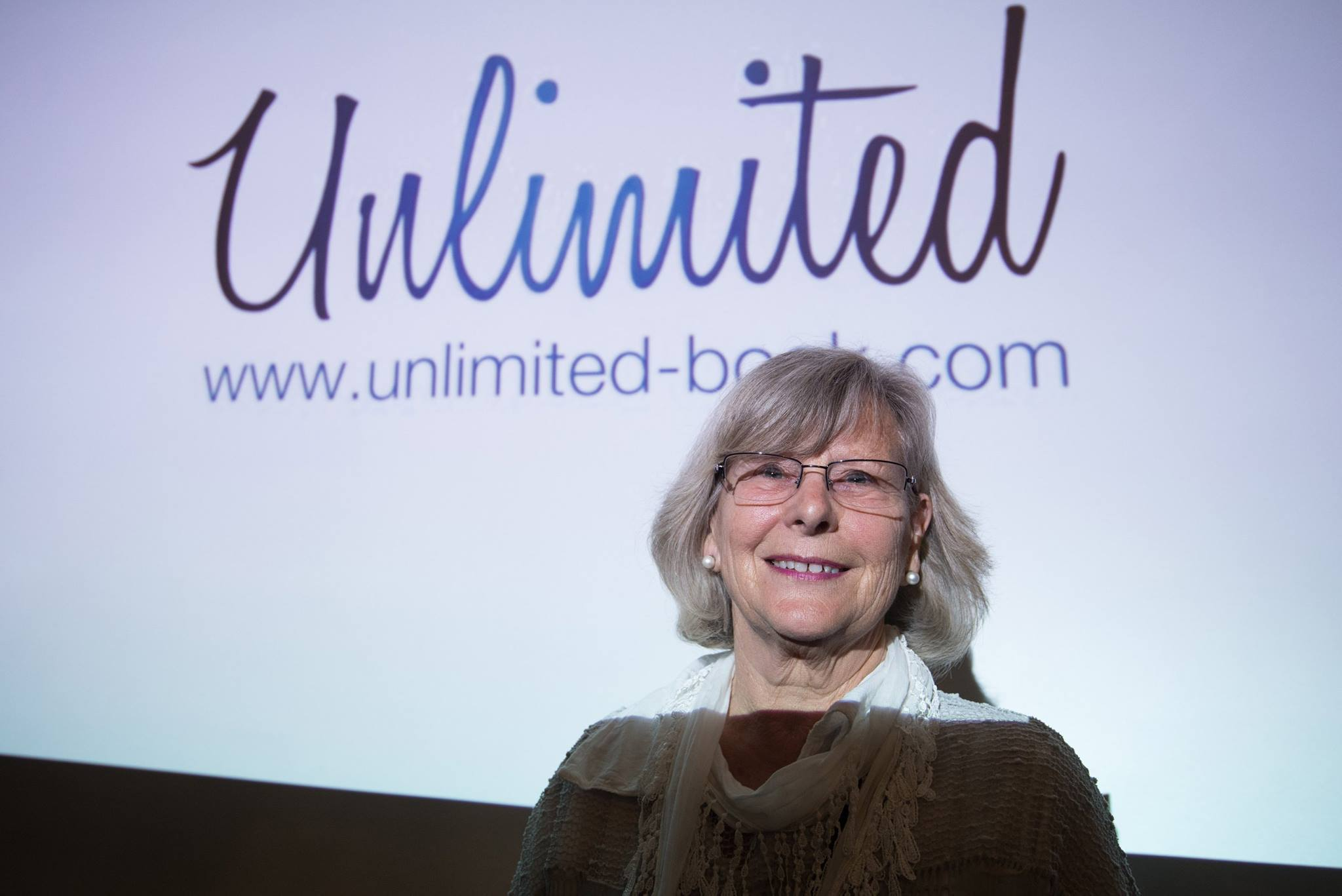 Unlimited Book Launch