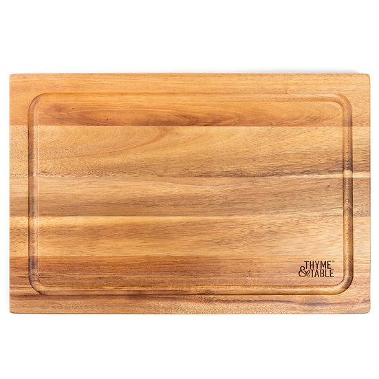 Acacia Wood SoHo Cutting Board