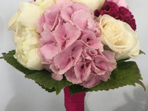 ramo de novia peonia rosa y hortensia.JP