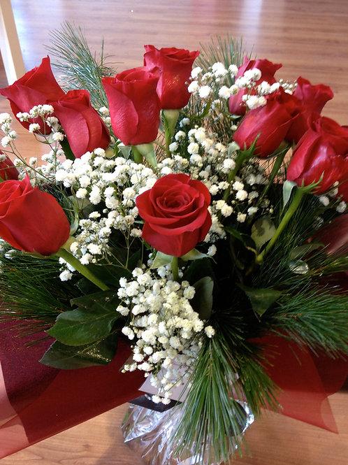 12 Rosas Rojas