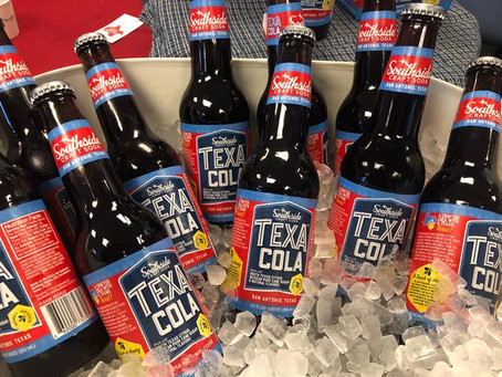 (Dallas News) Could This New Craft Soda Brand From San Antonio Be The Next Dr. Pepper?
