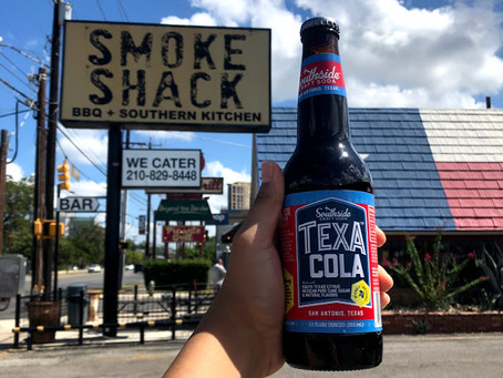Tasty TexaCola Tuesday: Smoke Shack's BIG DOG