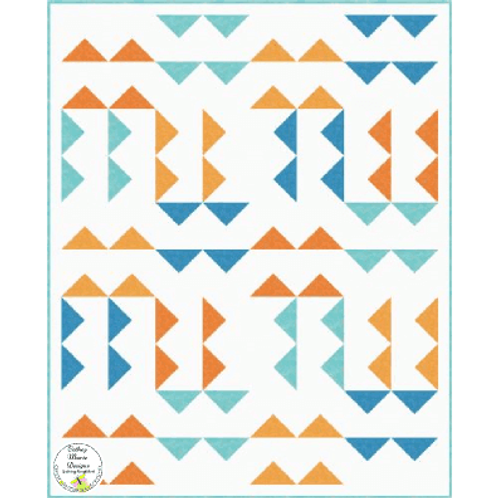 Mod Confusion Pattern from The Modern Quilt Series