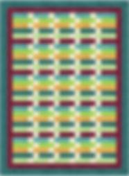 Modern Weave Quilt.JPG