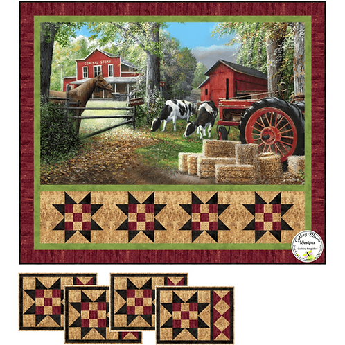 Country Life Pattern