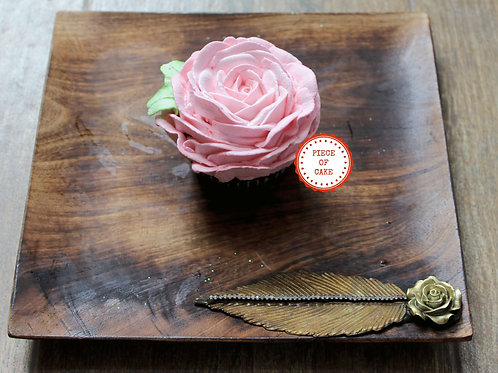 Designer Cupcake (Rose)