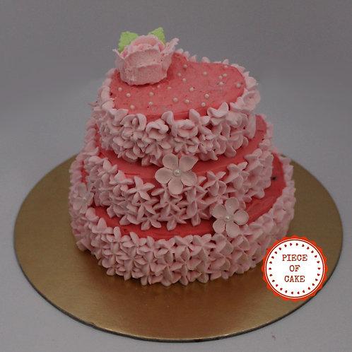 Couple Mini Cake