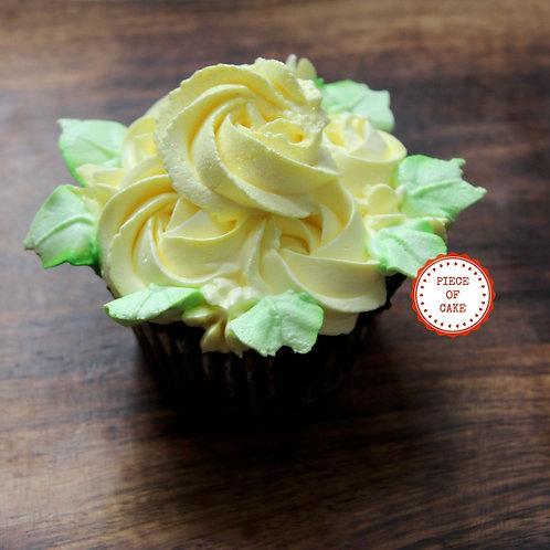 Designer Cupcake (Yellow Dew)