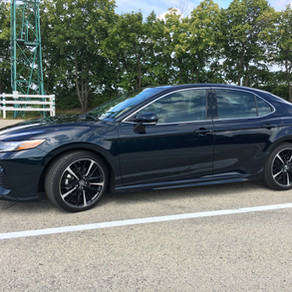 Lights, Camry, action! 2018 Toyota Camry is anything but boring
