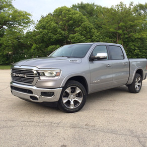2019 Ram 1500: Best truck of the year
