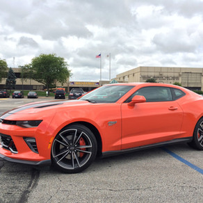2018 Chevy Camaro 2SS Hot Wheels review