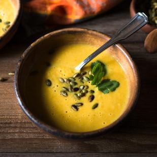 Suppe, das Überlebensessen