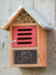 Nisthilfen_Insektenhotel_Florfliegenkast