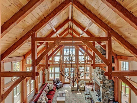 How the Timber Frame Construction Process Actually Works in Practice