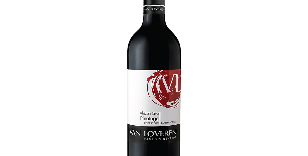 Van Loveren African Java Pinotage