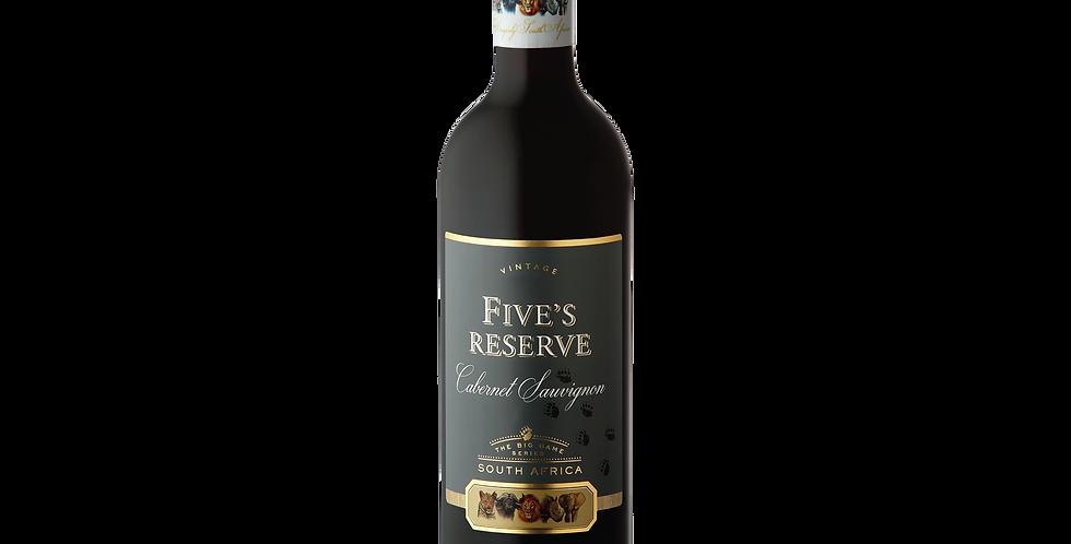 Five's Reserve Cabernet Sauvignon