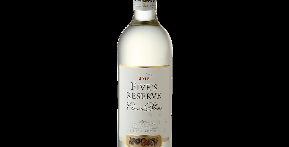 Five's Reserve Chenin Blanc
