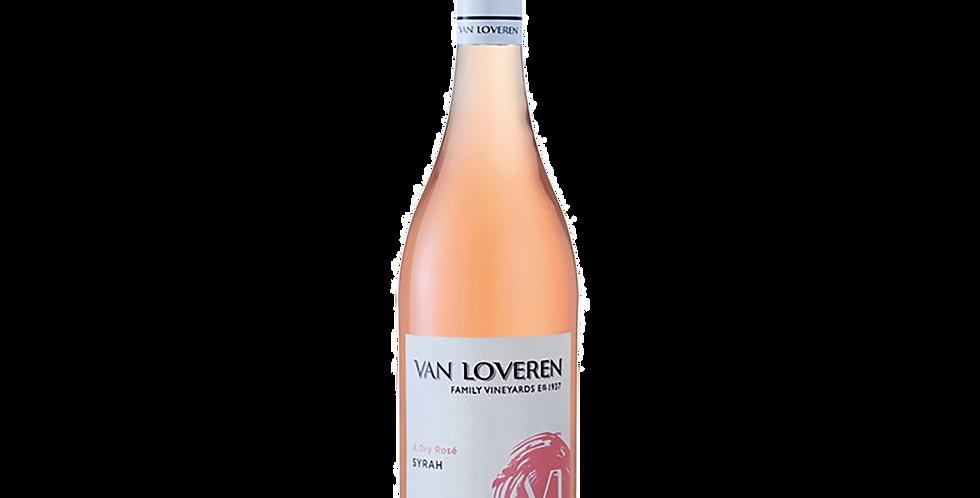 Van Loveren Dry Rosé Syrah