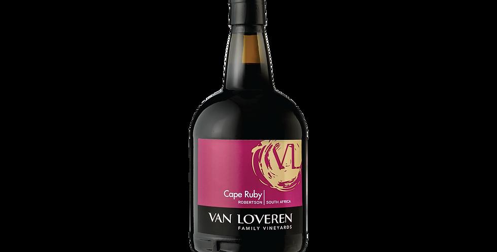 Van Loveren Cape Ruby (Port)