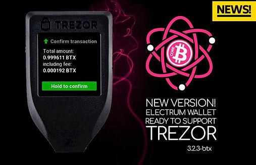 Trezor HEX claim crypto coin get free 1
