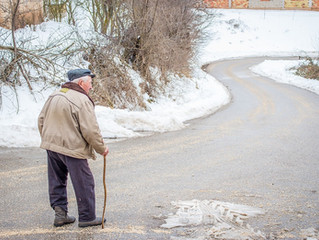Common Winter Injuries For Seniors