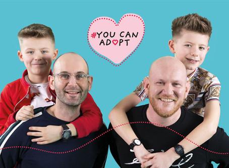 Adoption myth-busting... #YouCanAdopt