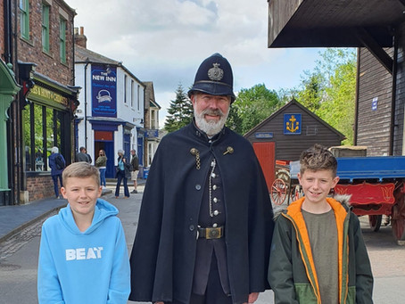 Our trip back in time at Ironbridge Gorge Museums