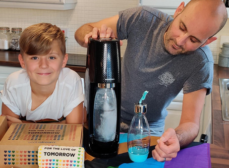 Tech | Sodastream Spirit