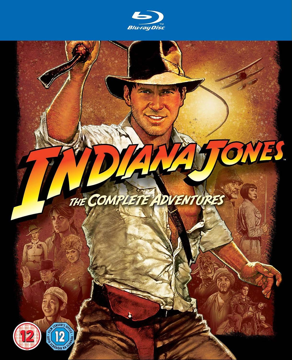 Daddy and Dad | Indiana Jones