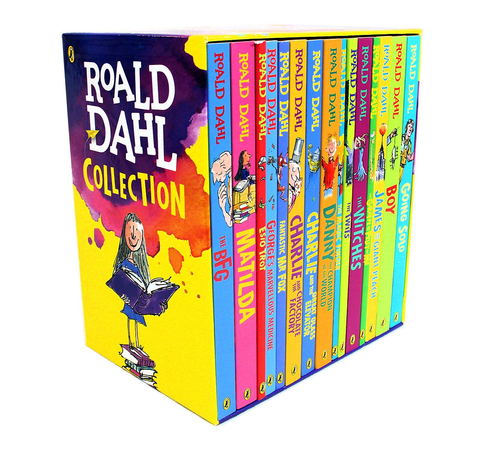 Daddy and Dad | Roald Dahl Collection