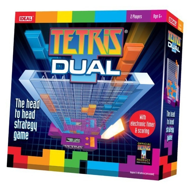 Daddy and Dad | Tetris Dual